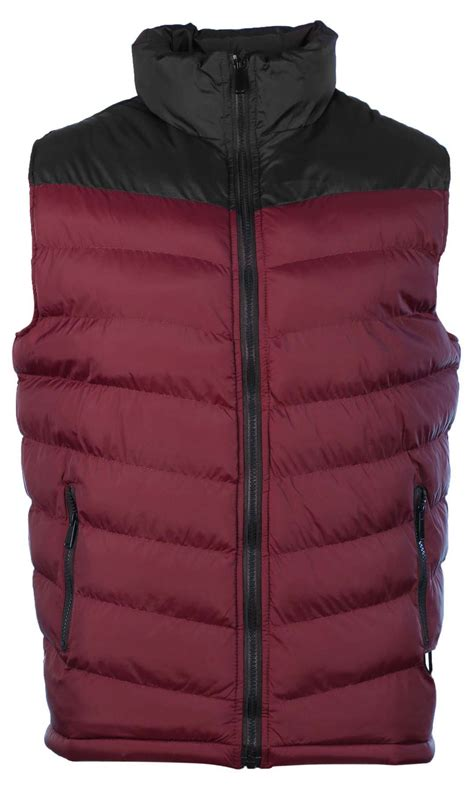 quilted puffer vest true rock s quilted puffer vest