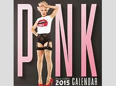 Pink P!NK Calendarios 2019
