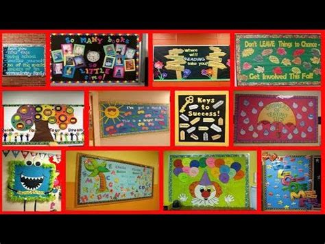 school notice board decoration ideas decoration ideas