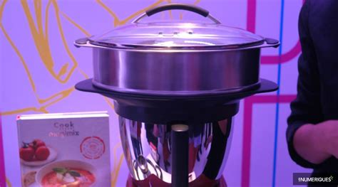 Cuiseur Vapeur Magimix Magimix Sort Un Cuiseur Vapeur Grand Format Pour Robot Cook Expert Les Num 233 Riques