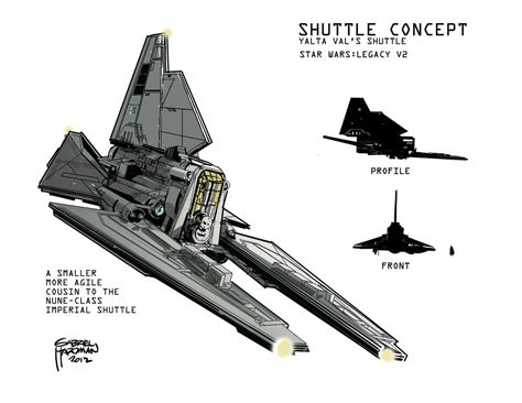 Star Wars Friday Sketches From The New Legacy Series