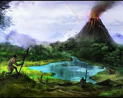 Prehistoric Desktop Tablet Dinosaur
