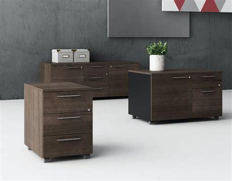 desserte bureau meuble de rangement pour bureau suspendu velvet de la