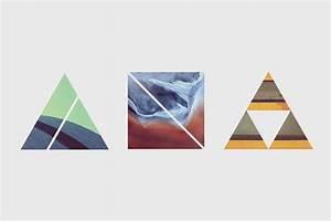 Geometric Photo    Art Masks