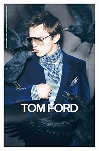 Nicholas Hoult for Tom Ford Fall 2010 Campaign