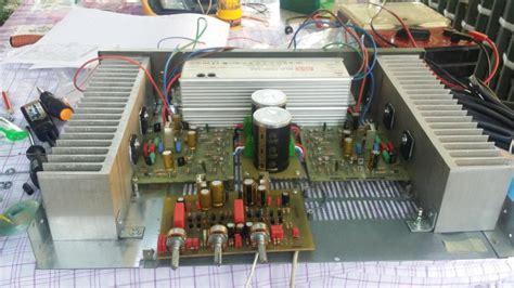 2x100w high end audio lifier diy hifi lificator schematic circuit class a b no