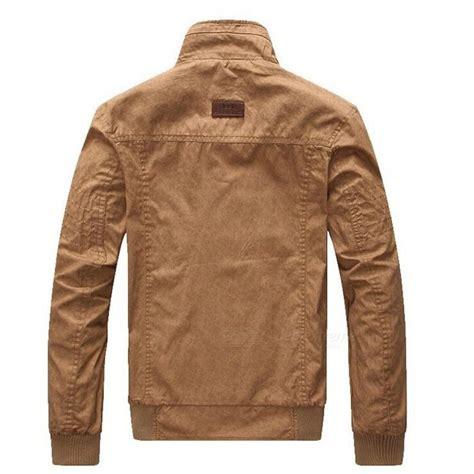 jeep rich jacket jeep rich multifunction business type men s jacket khaki l