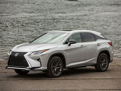 2017 Lexus Rx Hybrid Road Test And Review Autobytelcom