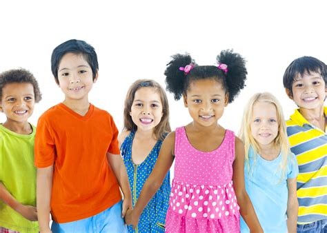 how to talk to your toddler about race 214   bigstock Group of Children 62228456