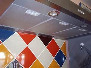 A Quelle Hauteur Mettre Une Hotte : installer une hotte casquette ~ Dallasstarsshop.com Idées de Décoration