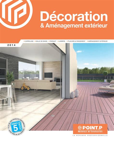 catalogue point p d 233 coration ext 233 rieur 2014 2015 catalogue az