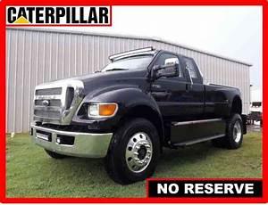 Ford F750  2001    Medium Trucks