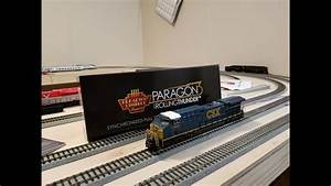 Broadway Limited Paragon 3 Ac6000 Csx Review And Teardown