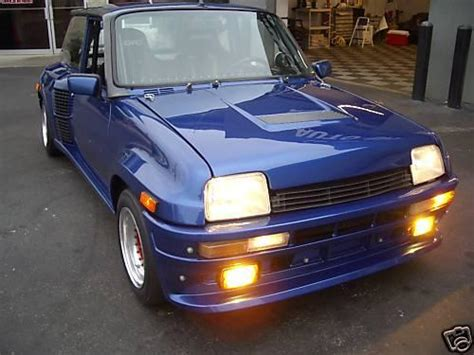 renault turbo for sale cool cars and fast cars renault turbo 2 for sale