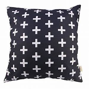 Hosl p61 4 pack sofa home decor design throw pillow case for Sofa cushion covers dubai