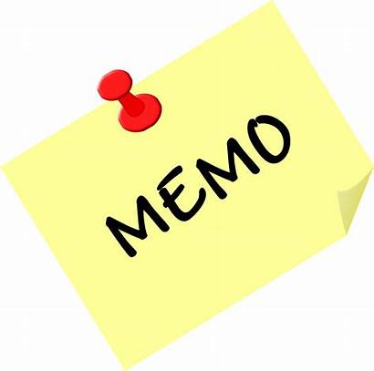 Memo Clip Clipart Icon Note Pdf Office