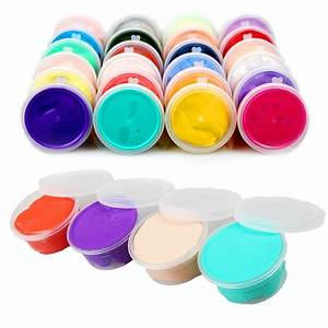 Slime Light Clay 25g In 1 Box Air Drying Super Light Clay