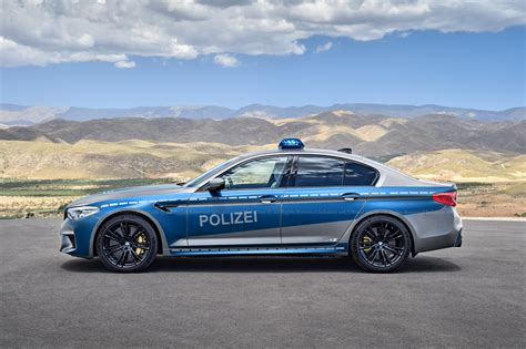 BMW Car : New Bmw M5 Rendered As Convertible, Cop Car And M