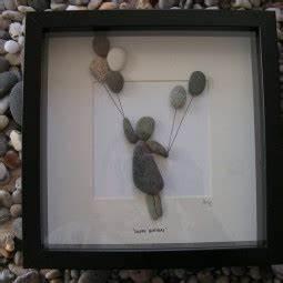 Bilder Mit Steinen : wundersch ne bilder mit steinen basteln ~ Michelbontemps.com Haus und Dekorationen