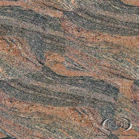 juparana india granite kitchen countertop ideas