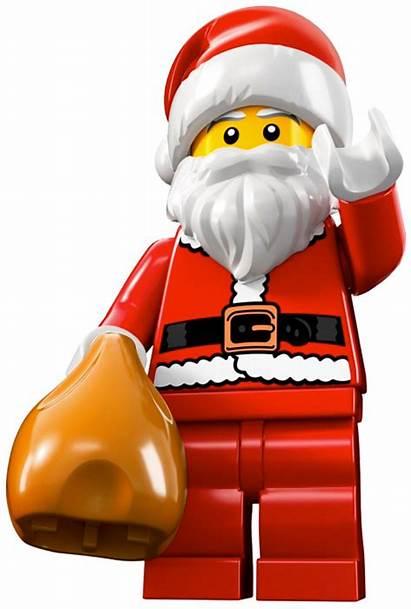 Santa Lego Series Minifigures Holiday Claus Christmas