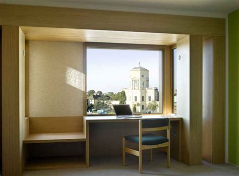 somerville college student accommodation oxford  architect