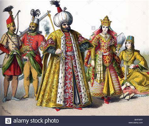 Ottoman Empire 1500 by These Ottoman Empire Figures In 1500 Represent A Guard A