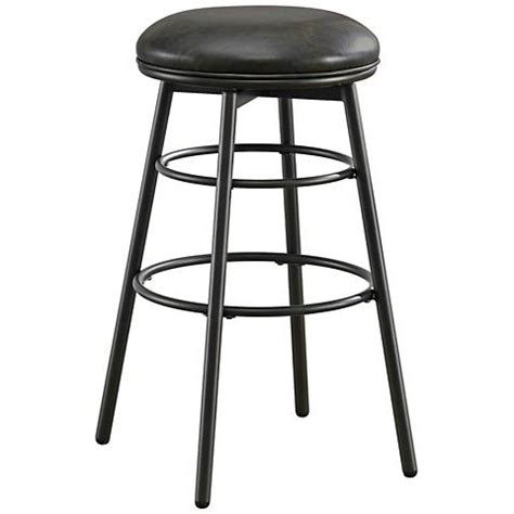 30 leather bar stools newton brown faux leather 30 quot swivel barstool 7f777 3868