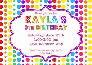 Cool Birthday Party Invitations Disneyforever - HD