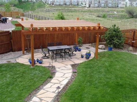 Back Garden Patio Designs by 26 Outdoor Patio Designs Decorating Ideas Design
