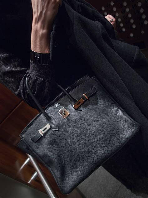 A Review The 35cm Clemence Leather Hermès Birkin Purseblog