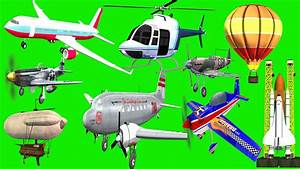Vehicle clipart air transport - Pencil and in color ...