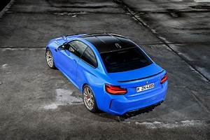 2020 Bmw M2 Cs Goes Official With 444 Hp  A Six