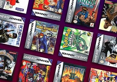 Advance Boy Games Gba Valuable Racketboy Rarest