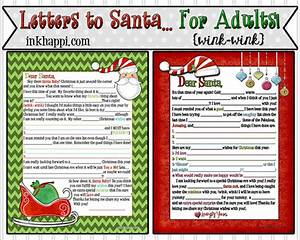 letter to santa 2013 for adults wink wink inkhappi With naughty santa letters for adults
