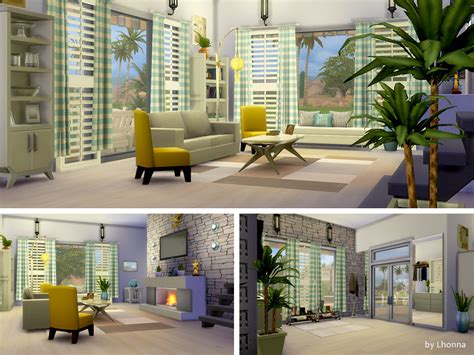 Ats4 provides maxis match custom content to download for the video game the sims 4. Summer Dream House | Sims 4 Houses