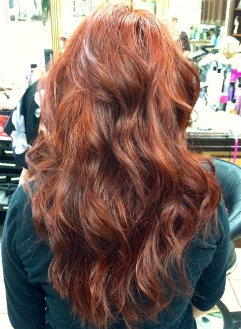 Bright Red Hair Color Hair Pinterest