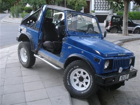 Suzuki Samurai Accessories by Road Accessories Suzuki Samurai Road Accessories