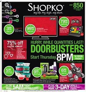 Shopko Black Friday 2013