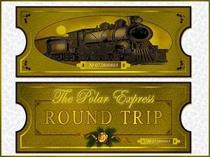 Paper crafts dani foster herring for Polar express golden ticket template