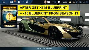 Mclaren P1 Blueprint