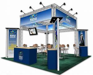 Ideas by booth size metro exhibits for Trade show booth design ideas