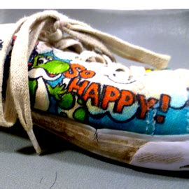 Super Mario Shoes!! by Troisnyx on Newgrounds