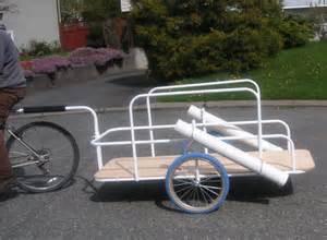 Bicycle Bike Cargo Trailer