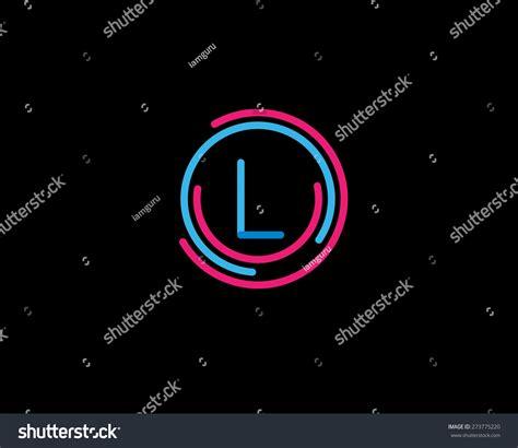 creative l design abstract letter l logo design template stock vector 273775220 shutterstock