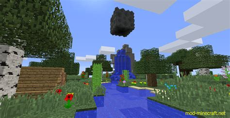 square planet survival map 1 10 2 minecraft maps