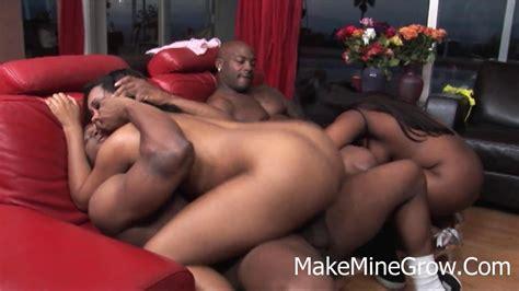 Chubby Ebony Want A Group Sex On Gotporn