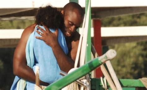 Duane Allen Robinson: un amore di papà - Foto - Kikapress.com