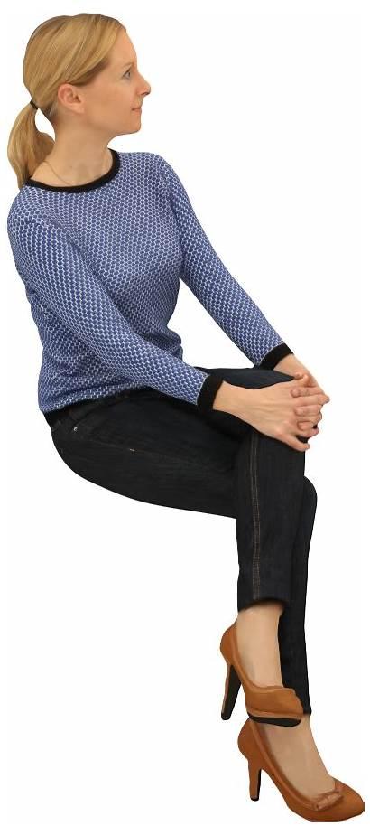 Sitting Woman Chair Standing Start Transparent Pngkit