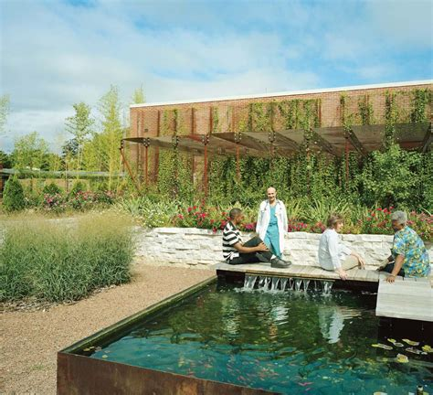 Long lake is located in iosco county, michigan. Hale County Hospital Courtyard   Architect Magazine ...